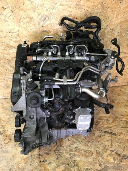 Двигатель Skoda Octavia A7 5E CJSA 2016 (б/у)