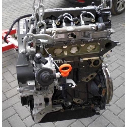 Двигатель Skoda Octavia A7 5E CKFC 2016 (б/у)