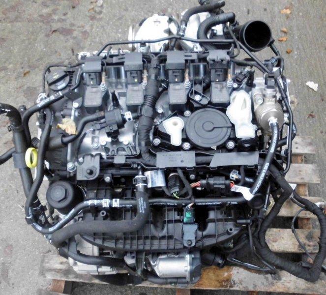 Двигатель Skoda Octavia A7 5E CHHB 2016 (б/у)