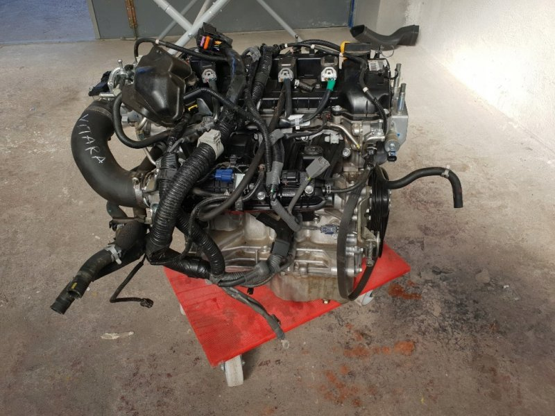 Двигатель Suzuki Vitara LY K14C 2018 (б/у)