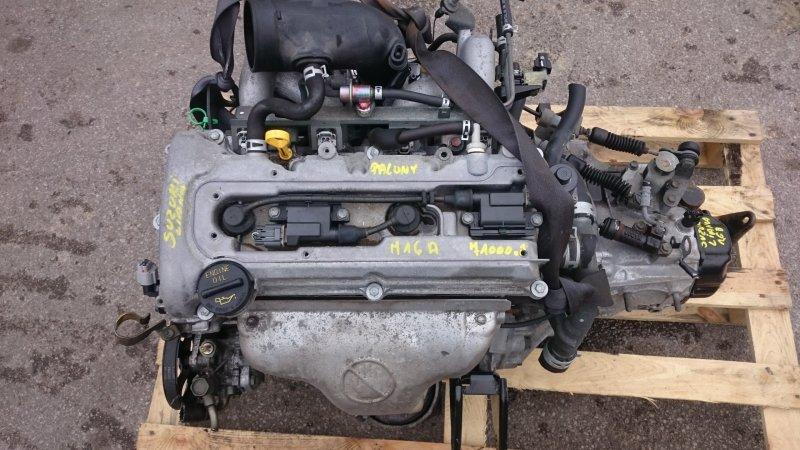 Двигатель Suzuki Sx-4 JYB M16A 2016 (б/у)