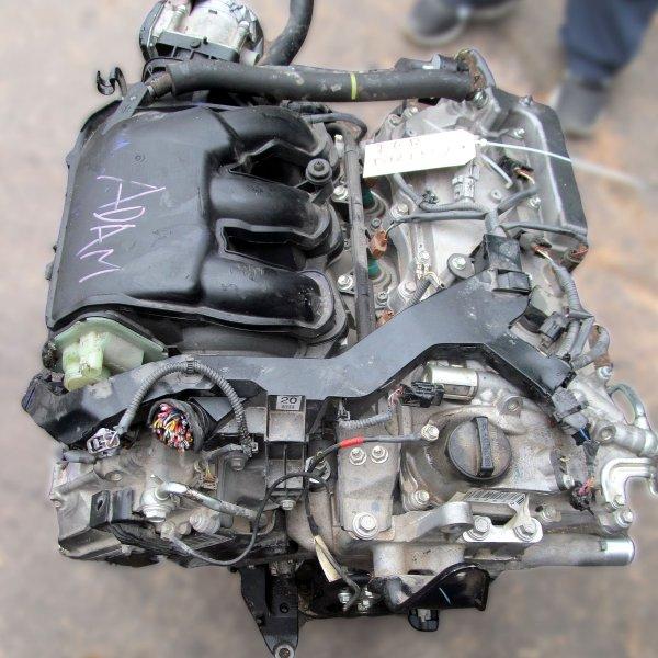 Двигатель Toyota Alphard GGH30W 2GR-FE 2016 (б/у)