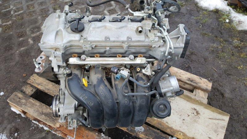 Двигатель Toyota Corolla ZRE181 1ZR-FE 2015 (б/у)