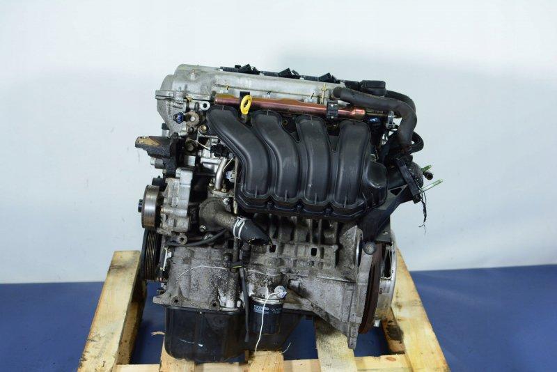 Двигатель Toyota Corolla NRE150 4ZZ-FE 2010 (б/у)