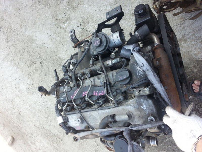 Двигатель Ssangyong Actyon CK D20DTF 2013 (б/у)