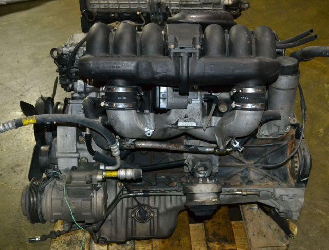 Двигатель Ssangyong Rexton RJN G32D 2012 (б/у)