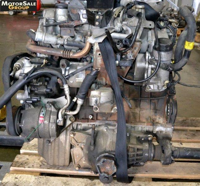 Двигатель Ssangyong Rexton D27DTP 2013 (б/у)