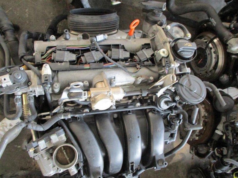 Двигатель Volkswagen Jetta 1K2 BLY 2009 (б/у)