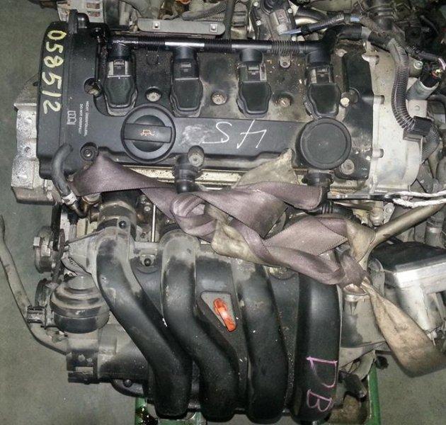 Двигатель Volkswagen Jetta 1K2 BVZ 2009 (б/у)