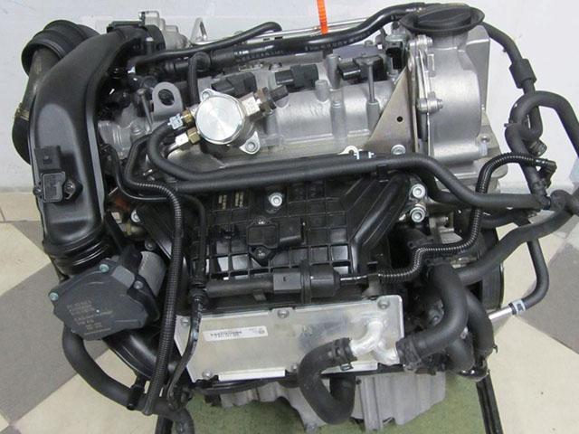 Двигатель Volkswagen Jetta 162 CAXA 2014 (б/у)