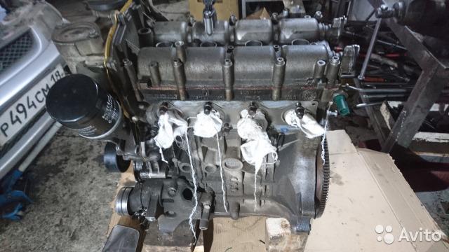 Двигатель Volkswagen Jetta 162 CFNB 2014 (б/у)