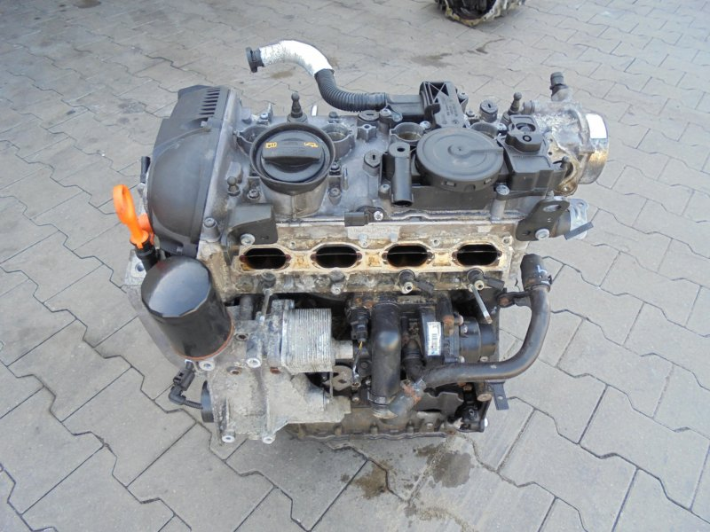 Двигатель Volkswagen Passat Cc 358 CDAB 2011 (б/у)