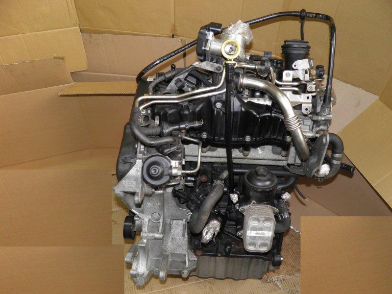 Двигатель Volkswagen Transporter 7HA CAAA 2015 (б/у)