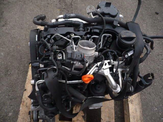 Двигатель Volkswagen Transporter 7HA CAAB 2015 (б/у)