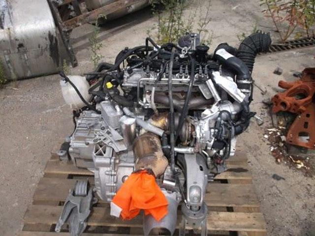 Двигатель Volkswagen Transporter 7HA CJKB 2015 (б/у)