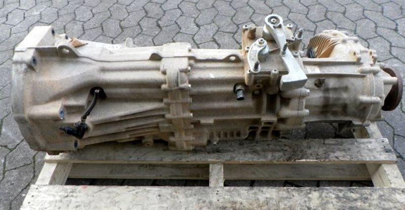 Мкпп Volkswagen Amarok 2HA (б/у)