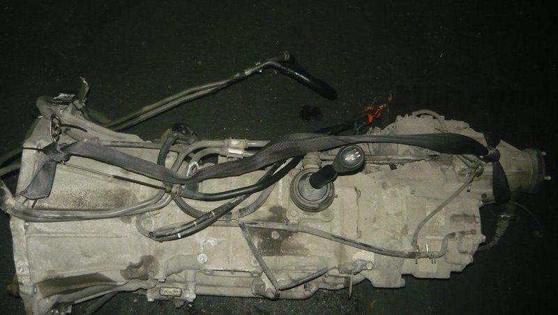 Мкпп Toyota Land Cruiser 100 (б/у)