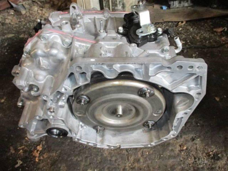 Акпп Nissan Juke YF15 (б/у)
