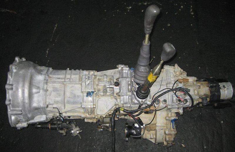 Мкпп Mitsubishi Pajero Sport KH0 (б/у)