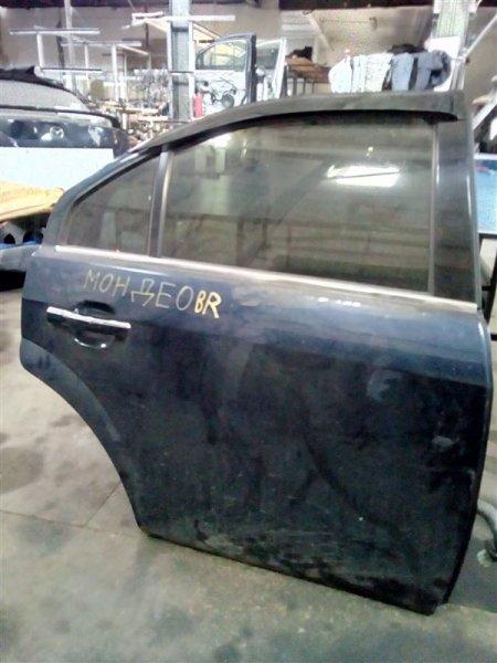 Дверь Ford Mondeo CJBA 2005 задняя правая (б/у)