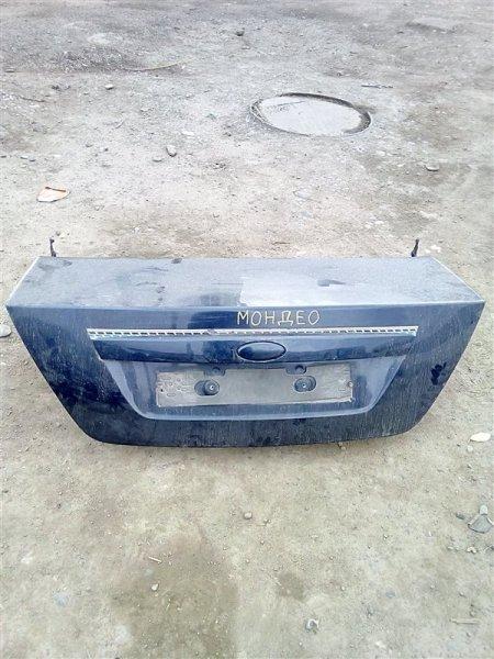 Крышка багажника Ford Mondeo CJBA 2005 (б/у)