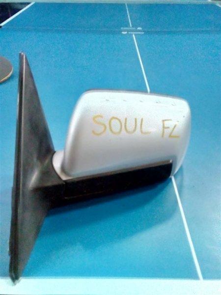 Зеркало Kia Soul AM G4FC 2009 левое (б/у)