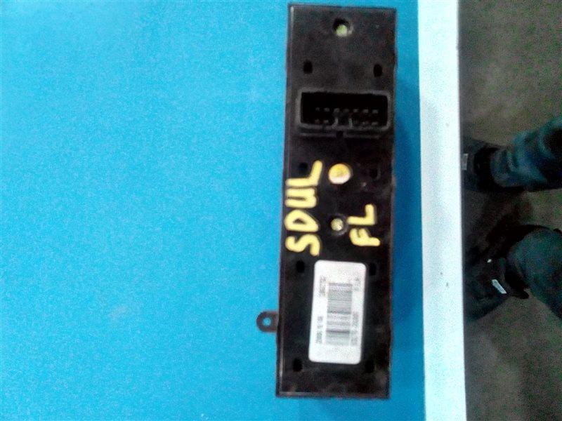 Блок управления стеклоподъемниками Kia Soul AM G4FC 2009 (б/у)
