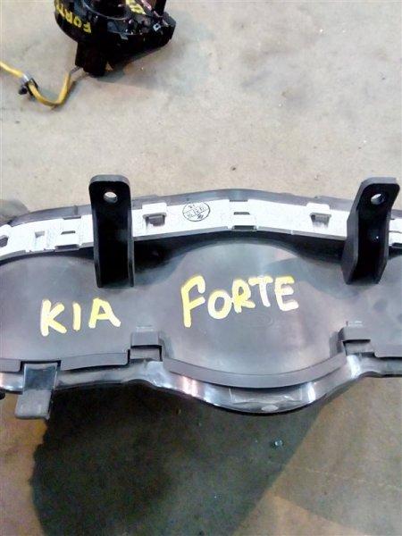 Щиток приборов Kia Forte TD G4FC 2009 (б/у)