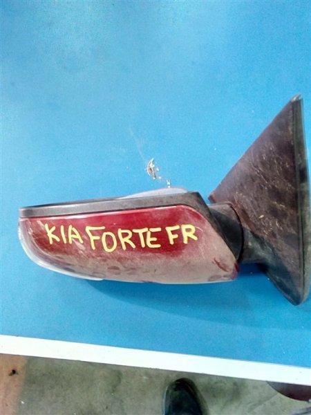 Зеркало Kia Forte TD G4FC 2009 (б/у)