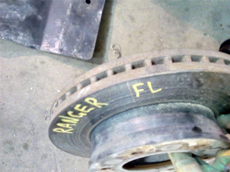 Тормозной диск Ford Ranger ES WLAA 2008 (б/у)