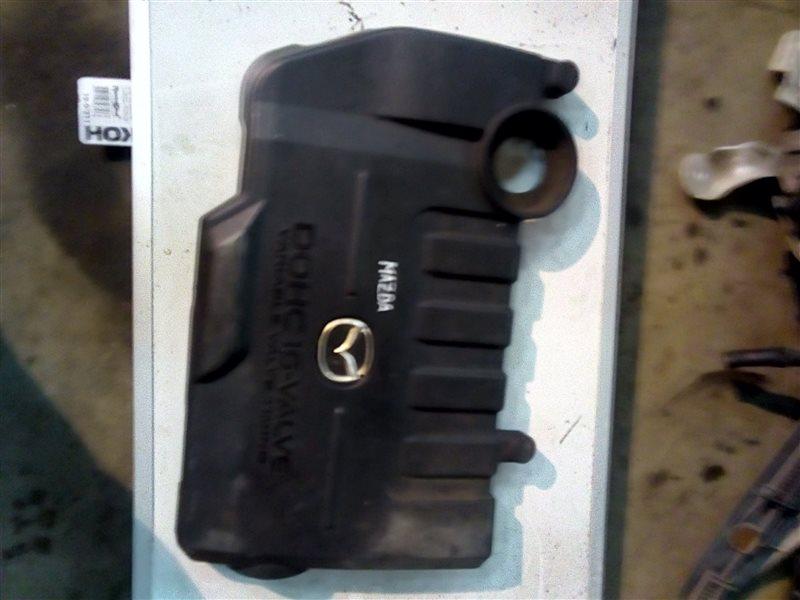 Крышка двигателя Mazda 6 GG L3C1 2003 (б/у)