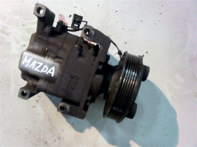Компрессор кондиционера Mazda 6 GG L3C1 2003 (б/у)