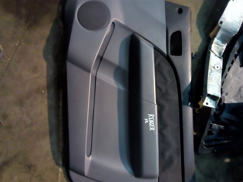 Обшивка двери Ford Ranger ES WLAA 2008 передняя правая (б/у)