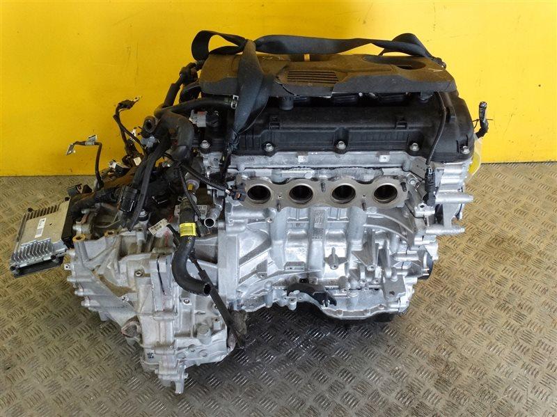 Двигатель Hyundai Avante G4NH 2016 (б/у)
