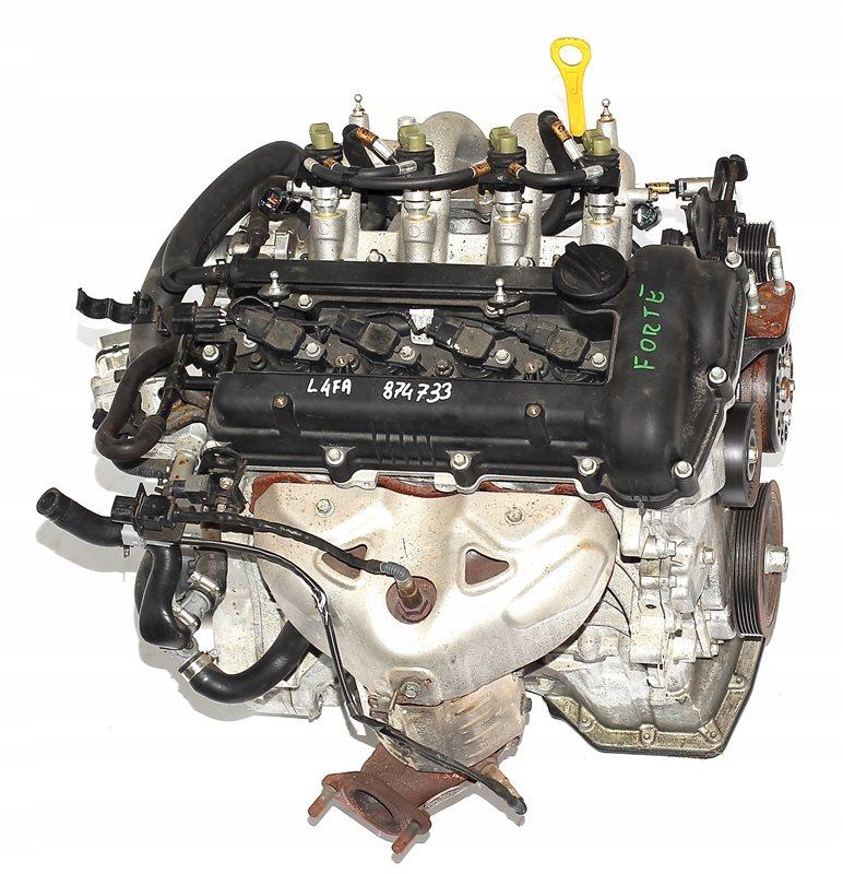 Двигатель Hyundai Avante L4FA 2016 (б/у)