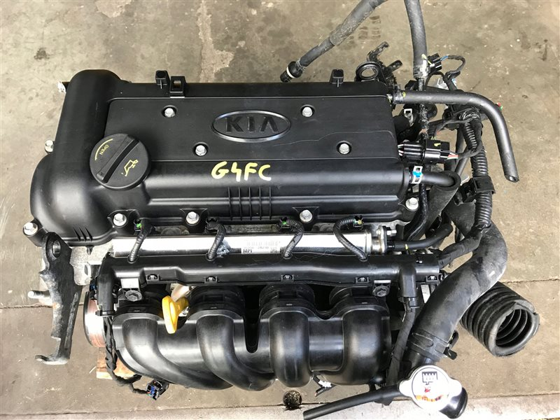 Двигатель Hyundai Avante G4FC 2011 (б/у)
