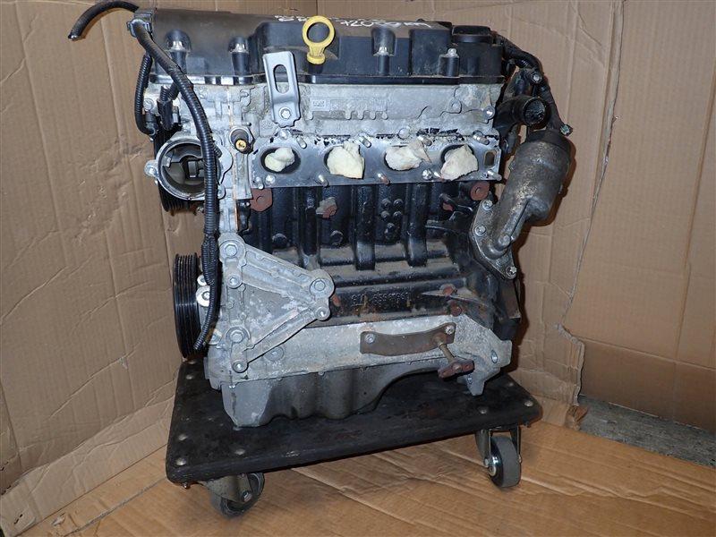 Двигатель Chevrolet Aveo T300 A12XER 2014 (б/у)