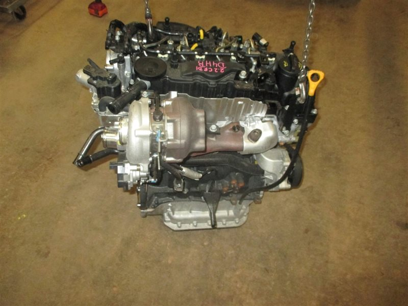 Двигатель Hyundai Grand Santa Fe D4HB 2016 (б/у)