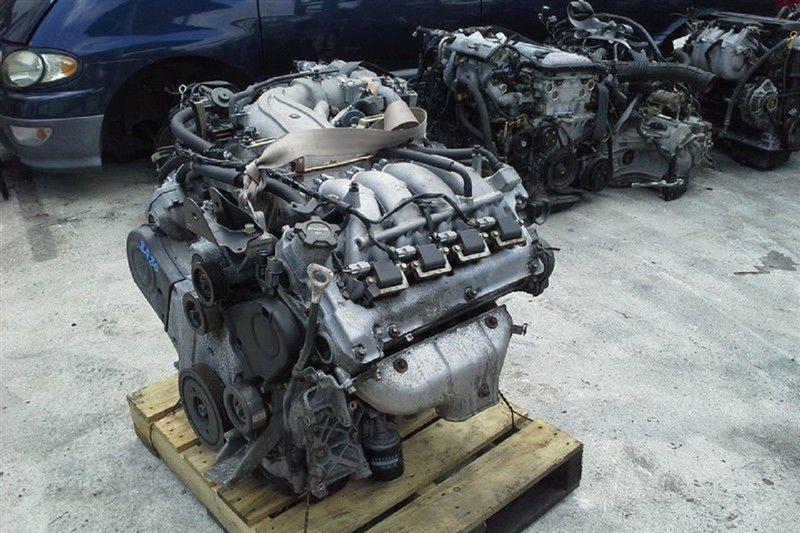 Двигатель Kia K900 G8BE 2018 (б/у)