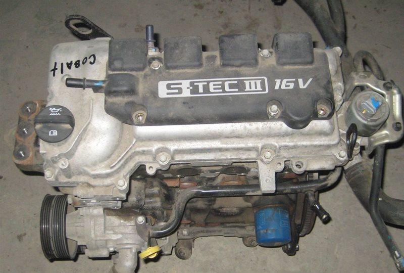 Двигатель Chevrolet Cobalt L2C 2015 (б/у)