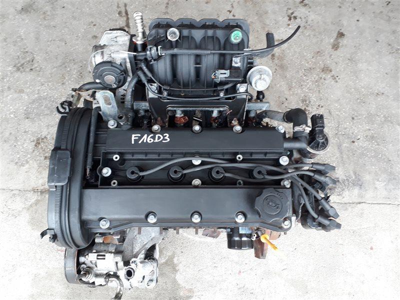 Двигатель Chevrolet Lacetti F16D3 2012 (б/у)