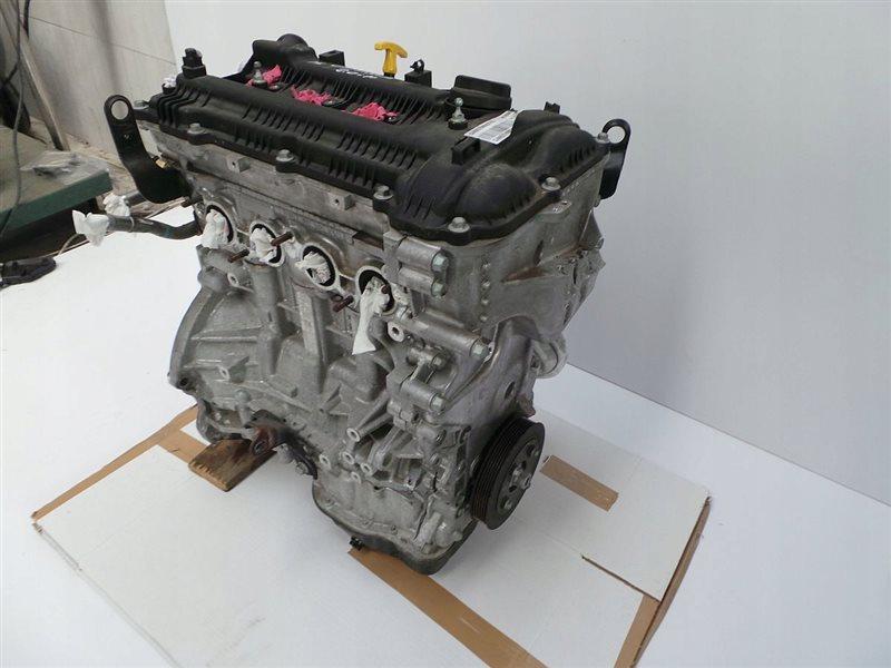 Двигатель Kia Optima G4NE 2016 (б/у)
