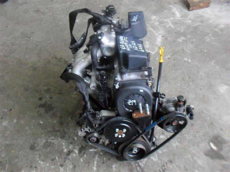 Двигатель Kia Picanto G4HE 2010 (б/у)