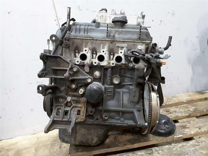 Двигатель Kia Picanto G4HG 2010 (б/у)