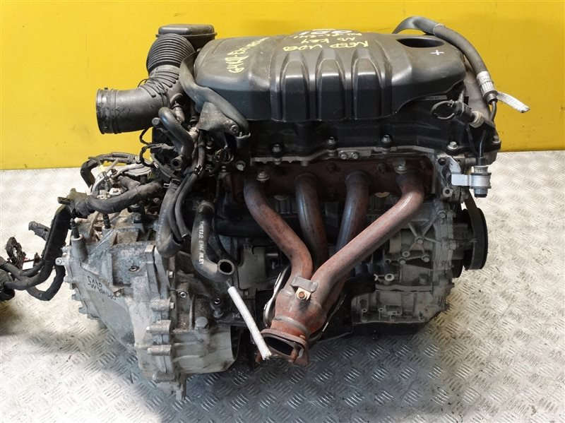 Двигатель Kia Sorento G4KJ 2013 (б/у)