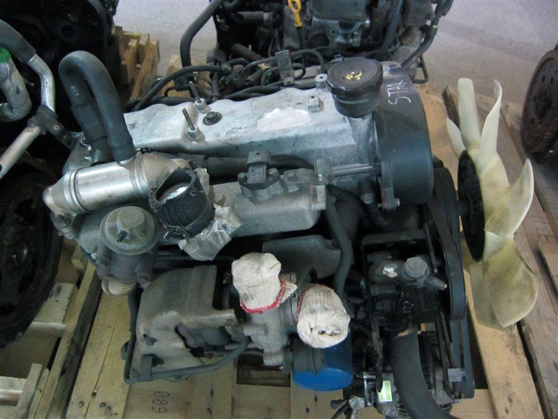Двигатель Hyundai Terracan D4BH 2003 (б/у)