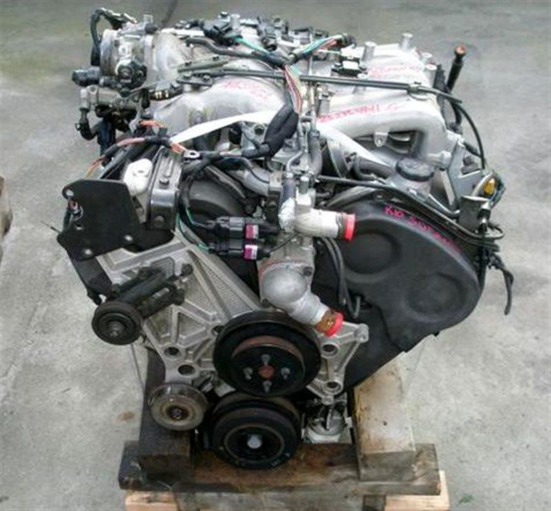 Двигатель Hyundai Terracan G6CU 2003 (б/у)