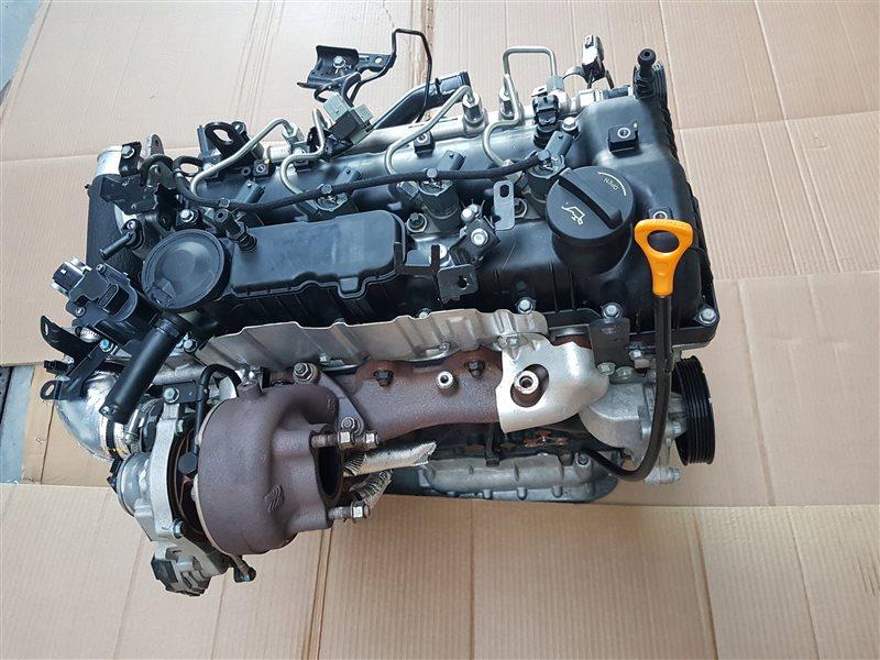 Двигатель Hyundai Tucson D4HA 2017 (б/у)