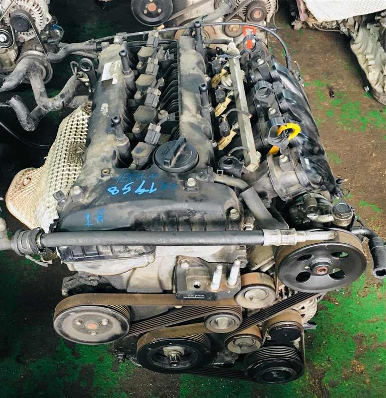 Двигатель Hyundai Tucson G4KD 2014 (б/у)