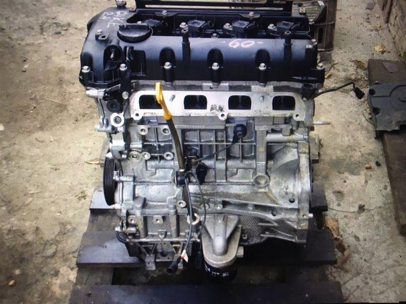 Двигатель Hyundai Tucson G4KE 2013 (б/у)